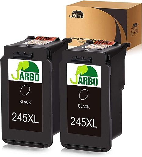 Amazon.com: Cartuchos de tinta remanufacturados JARBO Canon ...