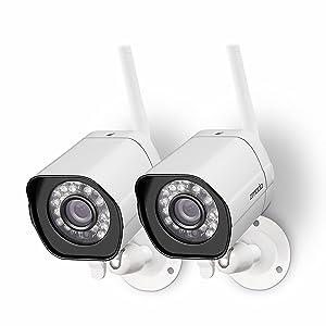 Zmodo Wireless Bullet Security Camera System