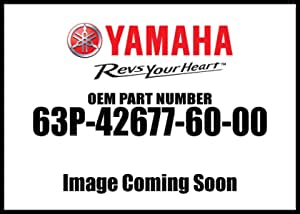 63P-42677-00-00 Yamaha Graphic New Genuine OEM Part front 63P426770000