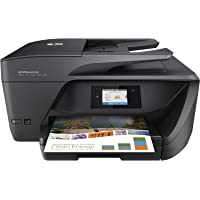 HP OfficeJet 6962 Wireless Colour Photo Printer with Scanner, Copier and Fax, Black (T0G26A#1HA)