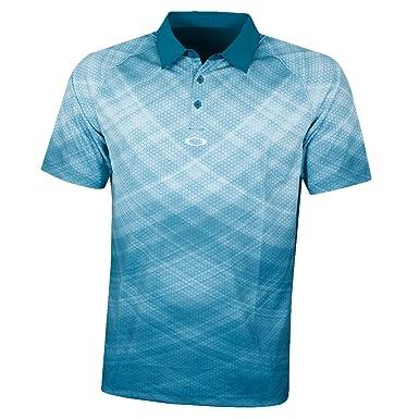 Oakley Barkie Gradient Golf SS Polo: Amazon.es: Ropa y accesorios