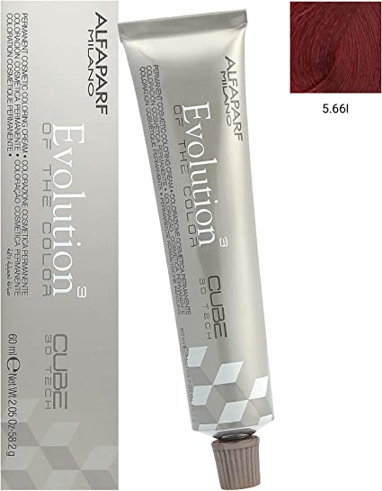 Alfaparf Evolution, Tinte Capilar 6,66L - 60 gr: Amazon.es ...