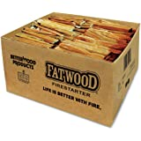 Better Wood Products Fatwood Firestarter Box, 35-Pounds