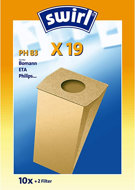 10X PHILIPS HR 6985 LONDON SACCHETTI ORIGINALI ASPIRAPOLVERE PAPER DUST BAGS
