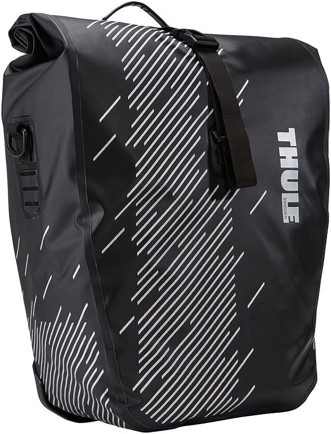 2 x 25 L Alforjas impermeables para bicicleta Thule Shield Pannier