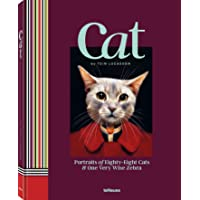Cat (portraits of eighty-eight cats & one very