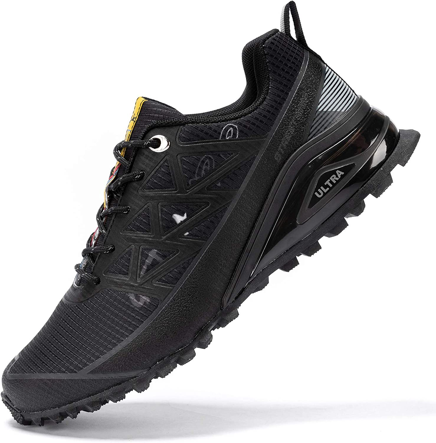 sold out Kricely Men's Trail Running Shoes Fashion Me for Regular store Sneakers Casual