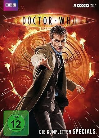 Doctor Who Die Kompletten Specials Zwischen Staffel 4 Und