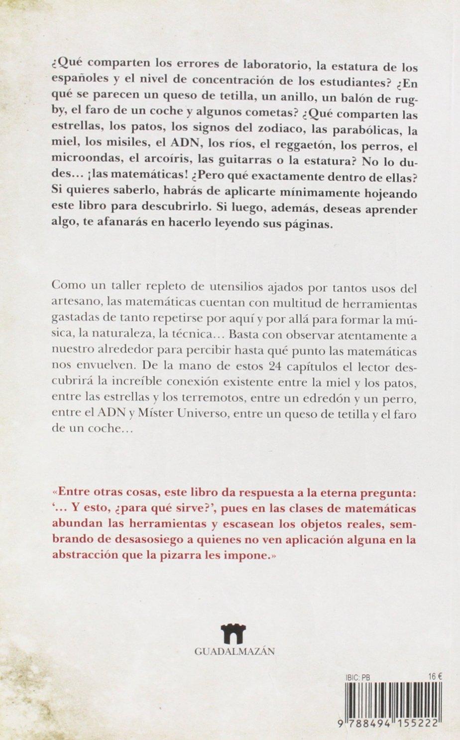 Las Matemáticas, Alfabeto Del Universo. (Mathemática): Amazon.es ...