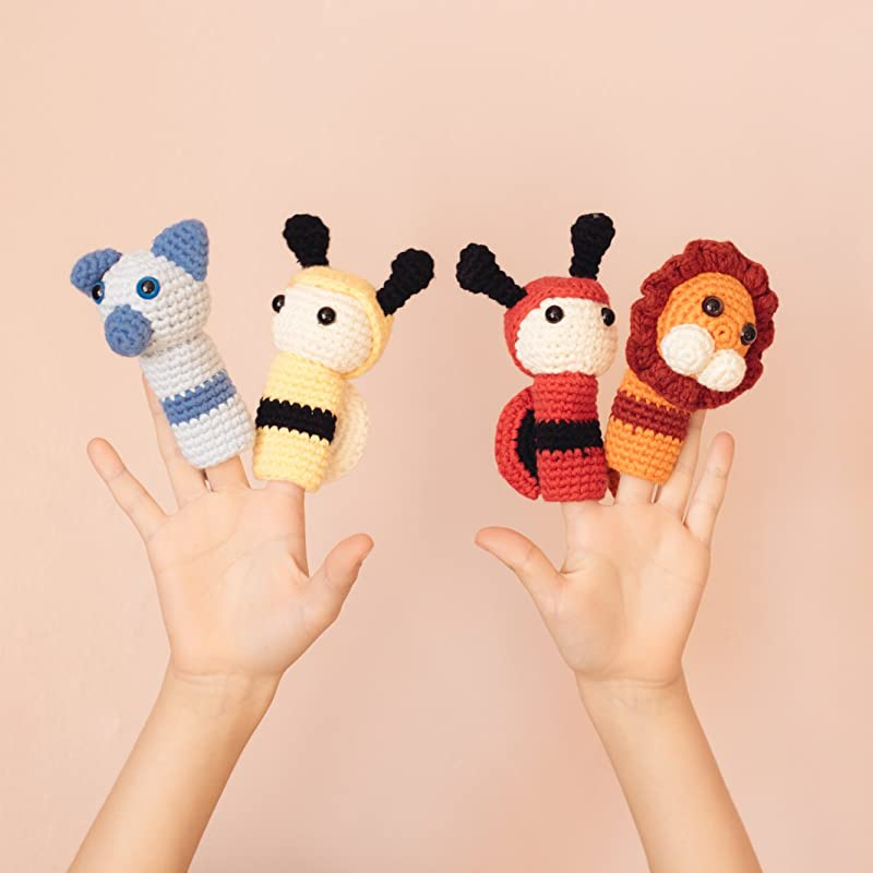 Handcrafted Puppets