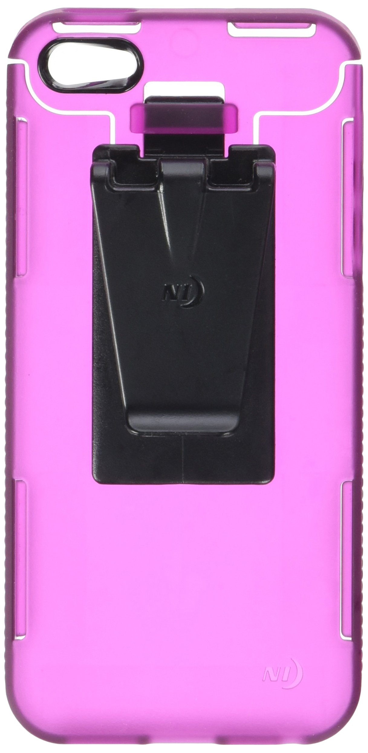 Nite Ize CNT-IP5-20TC Connect Case for iPhone 5-1 Pack - Retail Packaging - Translucent Cranberry