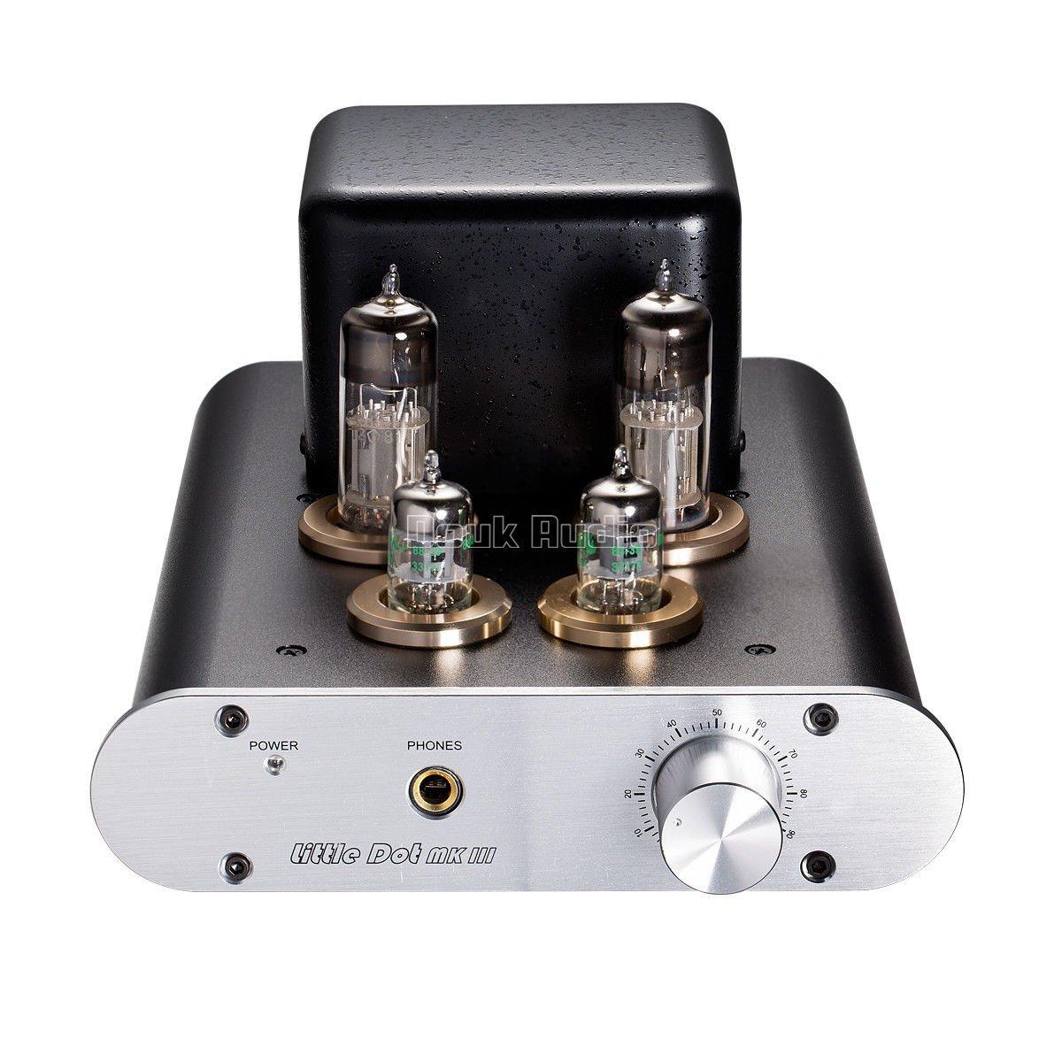 Pequeña Dot MKIII amplificador de auriculares Tube Pre-Amp