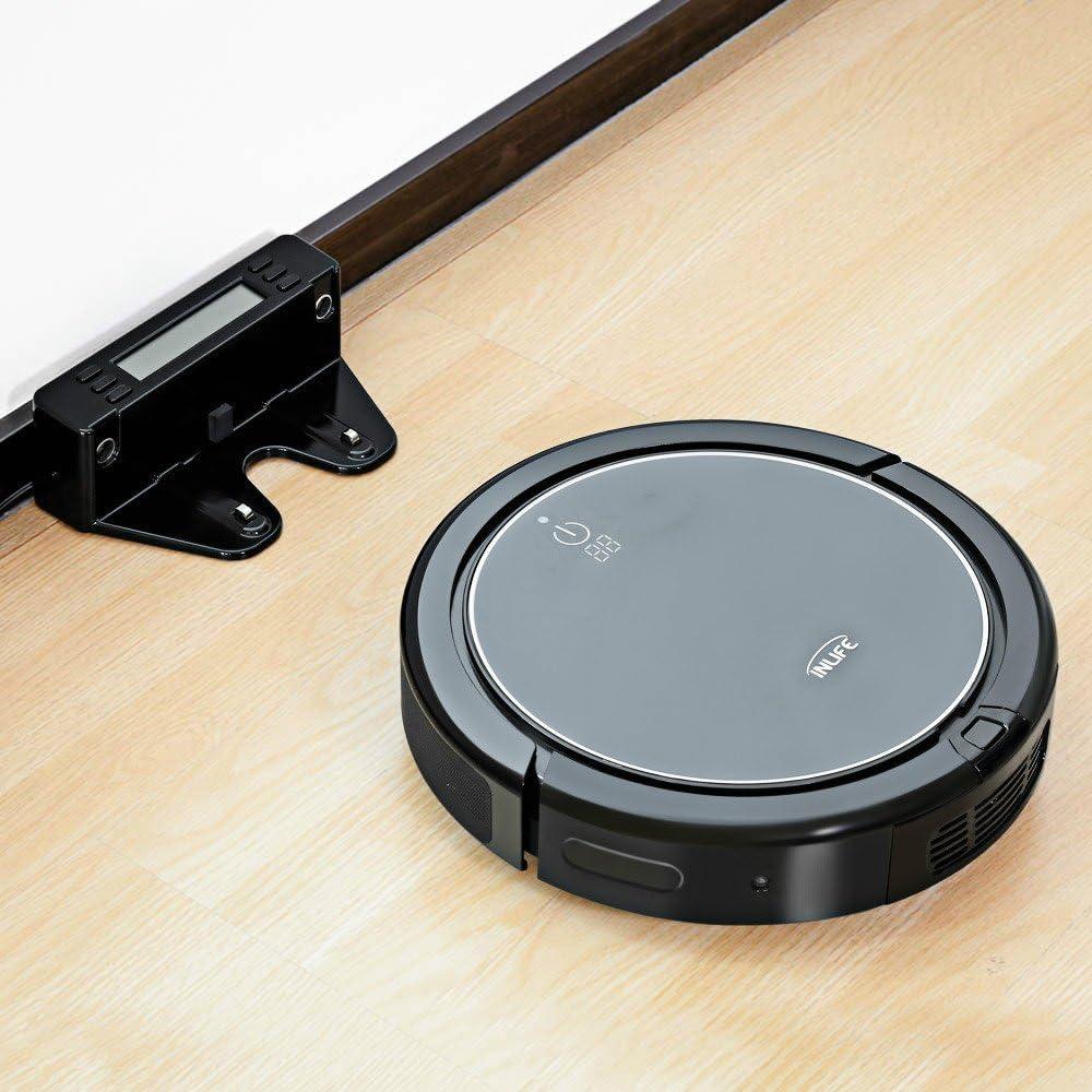 Robot aspirador InLife i7 Robot Limpiador de Suelo Inteligente ...