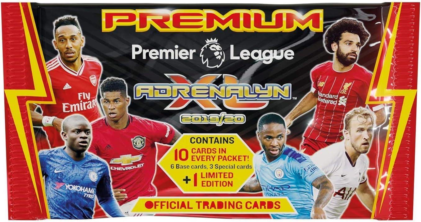 Premier League 2019//20 Adrenalyn XL Pocket Tin