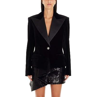 ALEXANDRE VAUTHIER Luxury Fashion Mujer 194JA10510383BLACK Negro Blazer | Otoño-Invierno 19: Ropa y accesorios