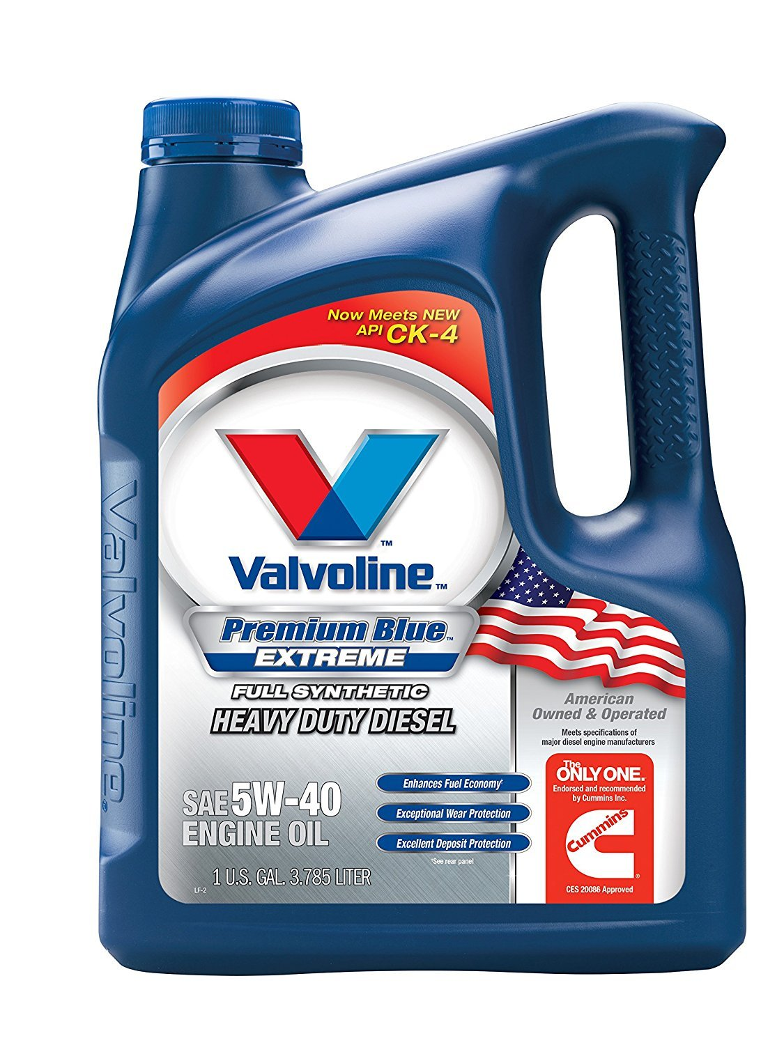 Valvoline Daily Protection 5W-40 Conventional Motor Oil - 1gal (774038) by Valvoline