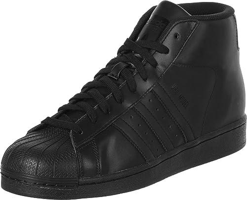 Adidas Pro Model, Zapatillas de Deporte para Hombre, Negro (Negbas/Negbas/Negbas), 44 2/3 EU