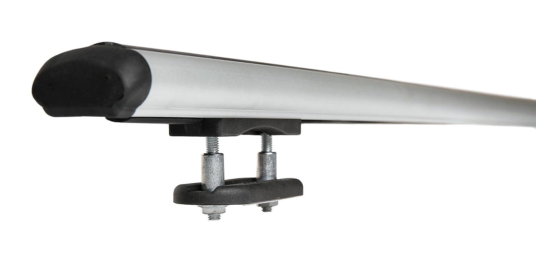 Lampa N15002 Coppia Barre Portatutto in Alluminio