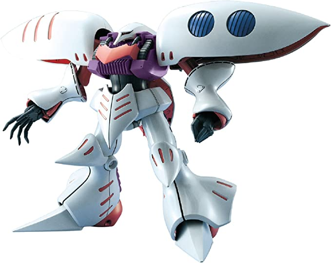 Assault Kingdom Gundam AMX-004 Quebeley EX 07 action figure Bandai