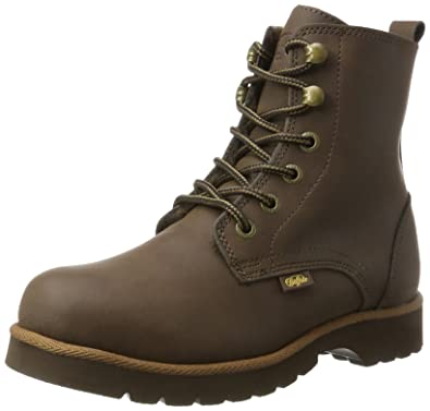 Womens 14bu0155-1 Leather Pu Shoe and Boot Toe Guards Buffalo R0pE8DU