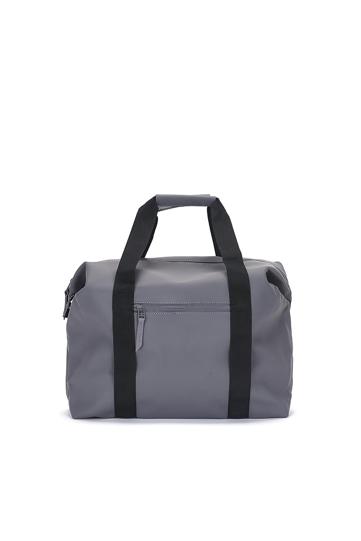 Schwarz 20.4 L Rains Zip Bag Sport Duffel 39 cm