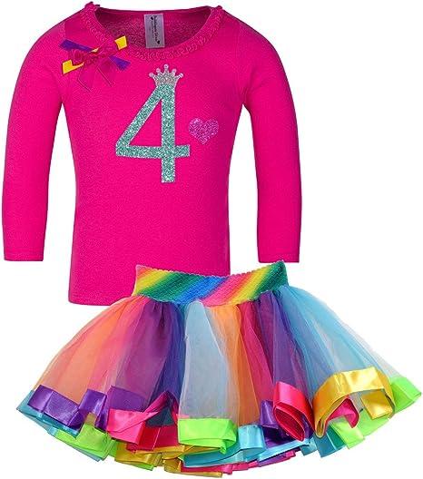 Bubblegum Divas Little Girls 3rd Birthday Yellow Princess Heart Shirt