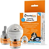 ThunderEase Calming Anti Anxiety Pheromone Diffuser Kit for Dogs