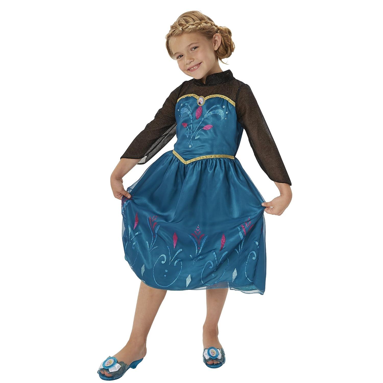 Disney Frozen Elsa Coronation Dress [Available exclusively at Amazon] Amazon.ca Clothing u0026 Accessories  sc 1 st  Amazon.ca & Disney Frozen Elsa Coronation Dress [Available exclusively at Amazon ...