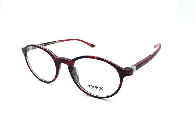 14b2f091dd Amazon.com  Starck Eyes Mikli Rx Eyeglasses Frames SH3035 0019 48x19 ...