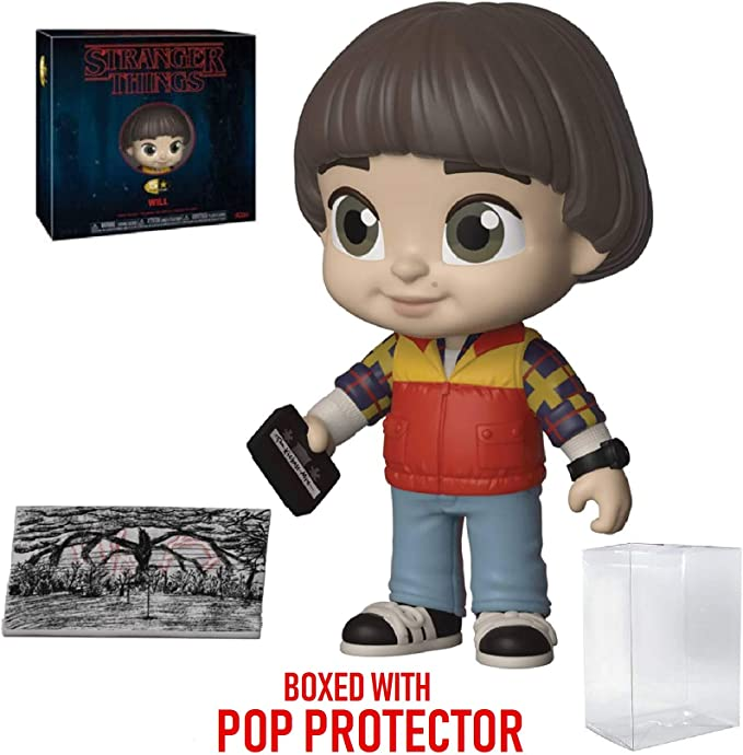 Funko 5 Star Stranger Things – Figura de acción de Will (Incluye ...