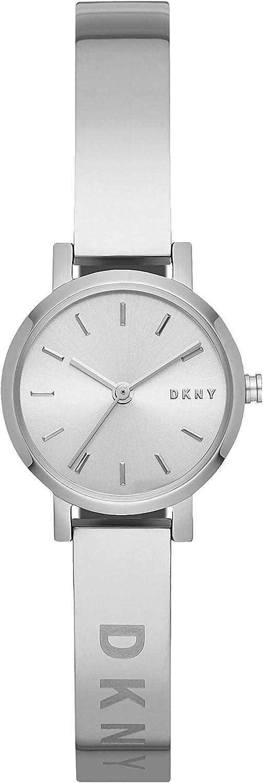DKNY Soho Reloj de Quartz plata