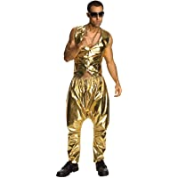 Rubie's Men's MC Hammer Gold Costume Pants