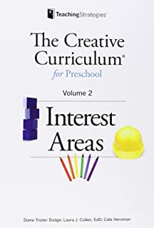 The creative curriculum for infants toddlers and twos diane the creative curriculum for preschool interest areas vol 2 fandeluxe Gallery