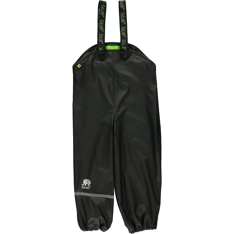 Celavi Unisex Rainwear Overall Solid Rain Trousers