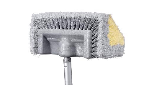 Waschbürste mit alu teleskopstab für wohnwagen wohnmobil lkw