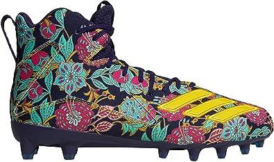 wholesale dealer 35de2 3ff3b adidas Mens Freak X Carbon Sundays Best Mid Football Cleats (16, Multi)