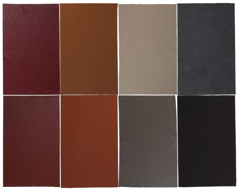 A4 Farbe frei w/ählbar WPW Lederzuschnitt Lederrest Bastelleder ca Lederst/ück