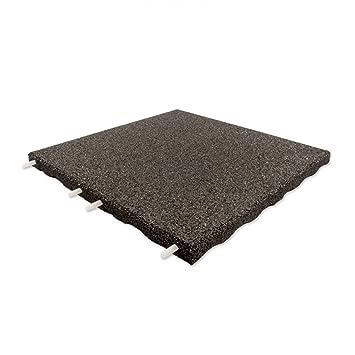 Technology Plaza DLUX In Black Patio Decking Tiles Decking - Leichte terrassenplatten