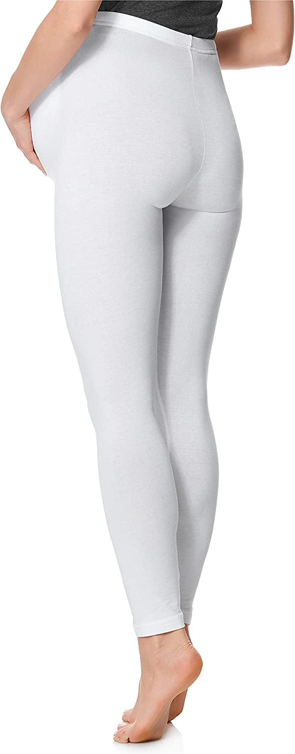 Be Mammy Womans 2-Pack Maternity Leggings Tights BE20-230