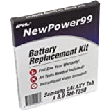 NewPower99 Battery Replacement Kit with Battery, Instructions and Tools for Samsung Galaxy Tab A 8.0 SM-T350