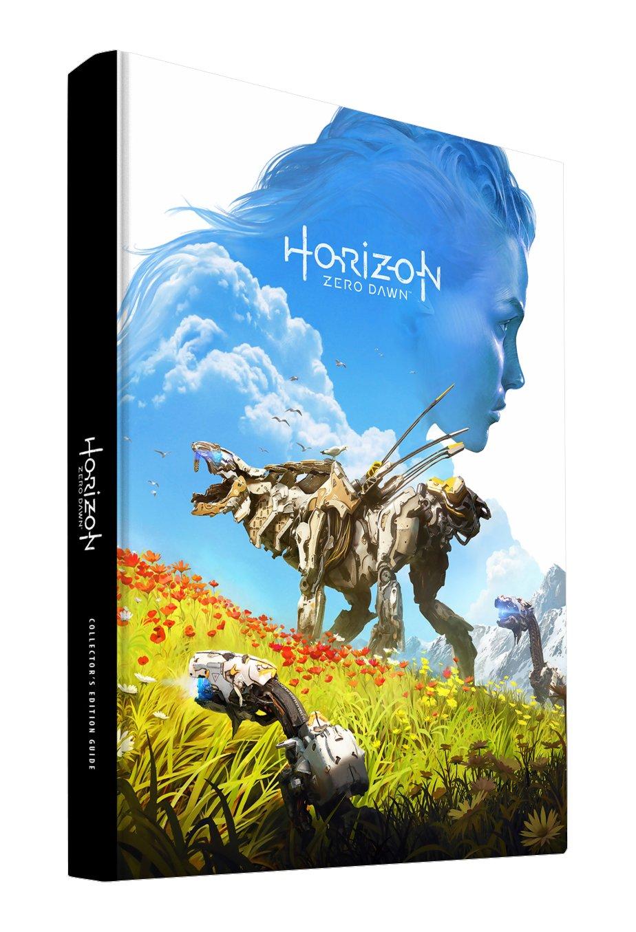 Horizon Zero Collectors Strategy Guide product image
