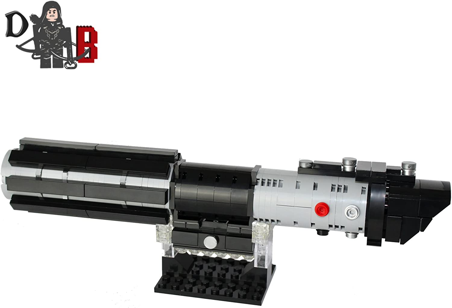 How To Build A Lego Lightsaber