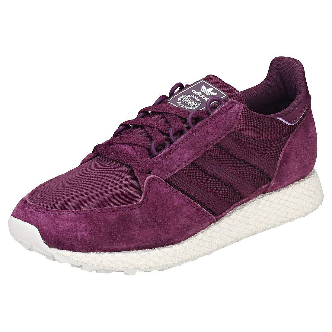 Adidas Forest Grove W, Zapatillas de Deporte para Mujer, (Sésamo/Blanub/Negbás 000), 36 2/3 EU: Amazon.es: Zapatos y complementos