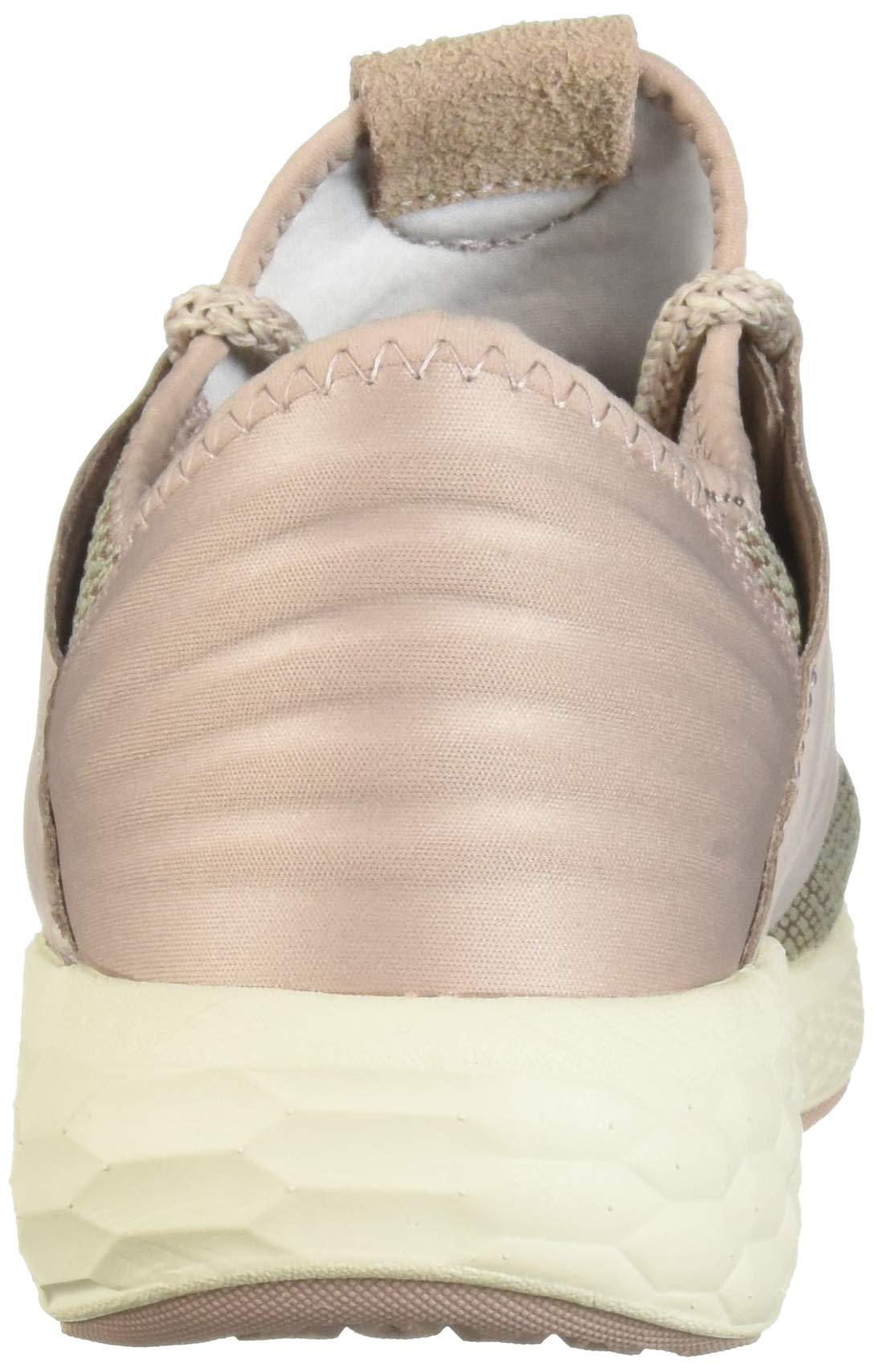 New Balance Women's Cruz V2 Fresh Foam Running Shoe Faded Birch/au Lait/Alabaster 5 B US by New Balance (Image #2)
