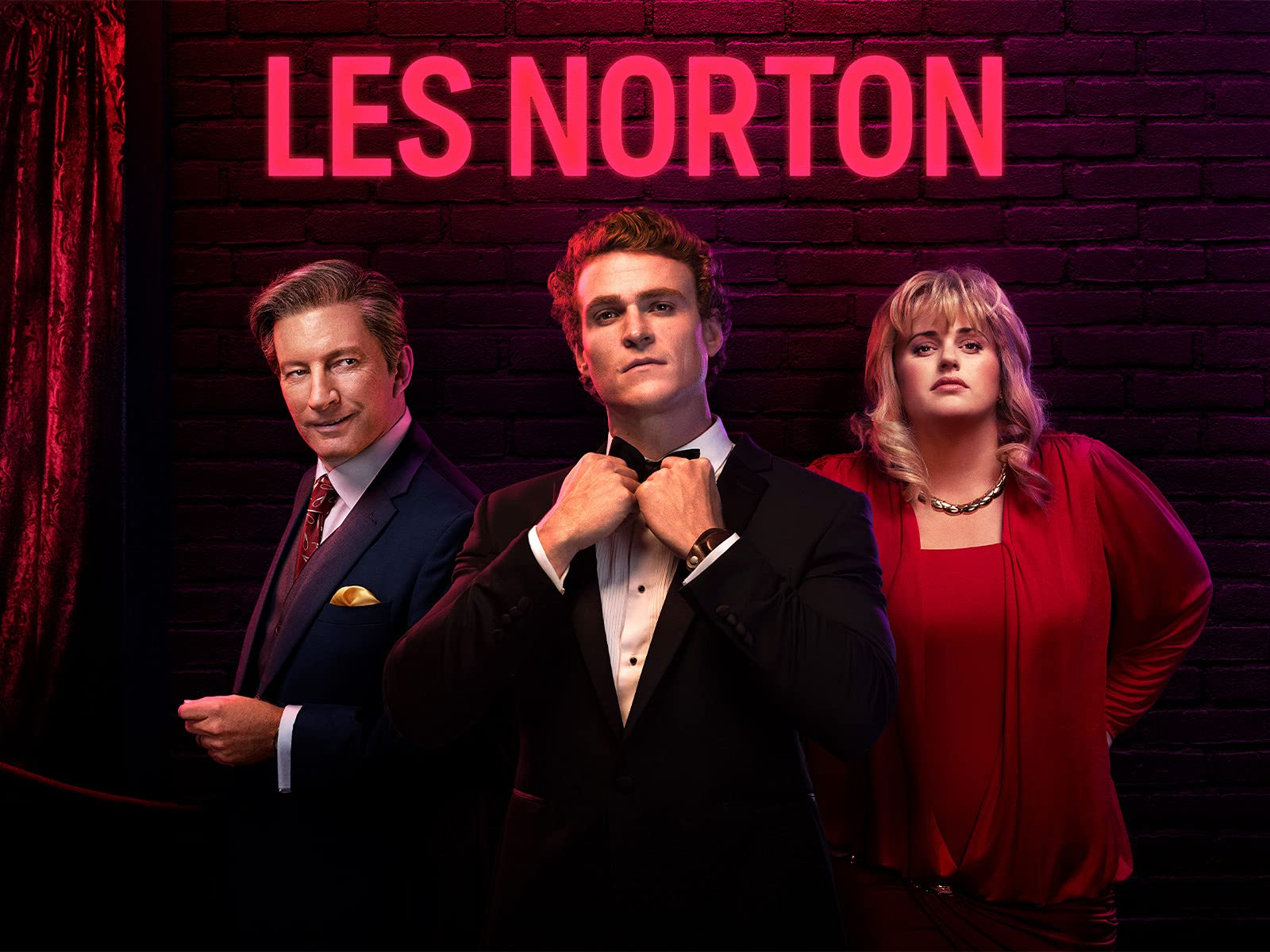 Les Norton on Amazon Prime Video UK