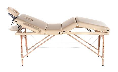 Lettino Massaggio San Marco.San Marco Lettino Portatile Per Estetista E Centri Massaggio In