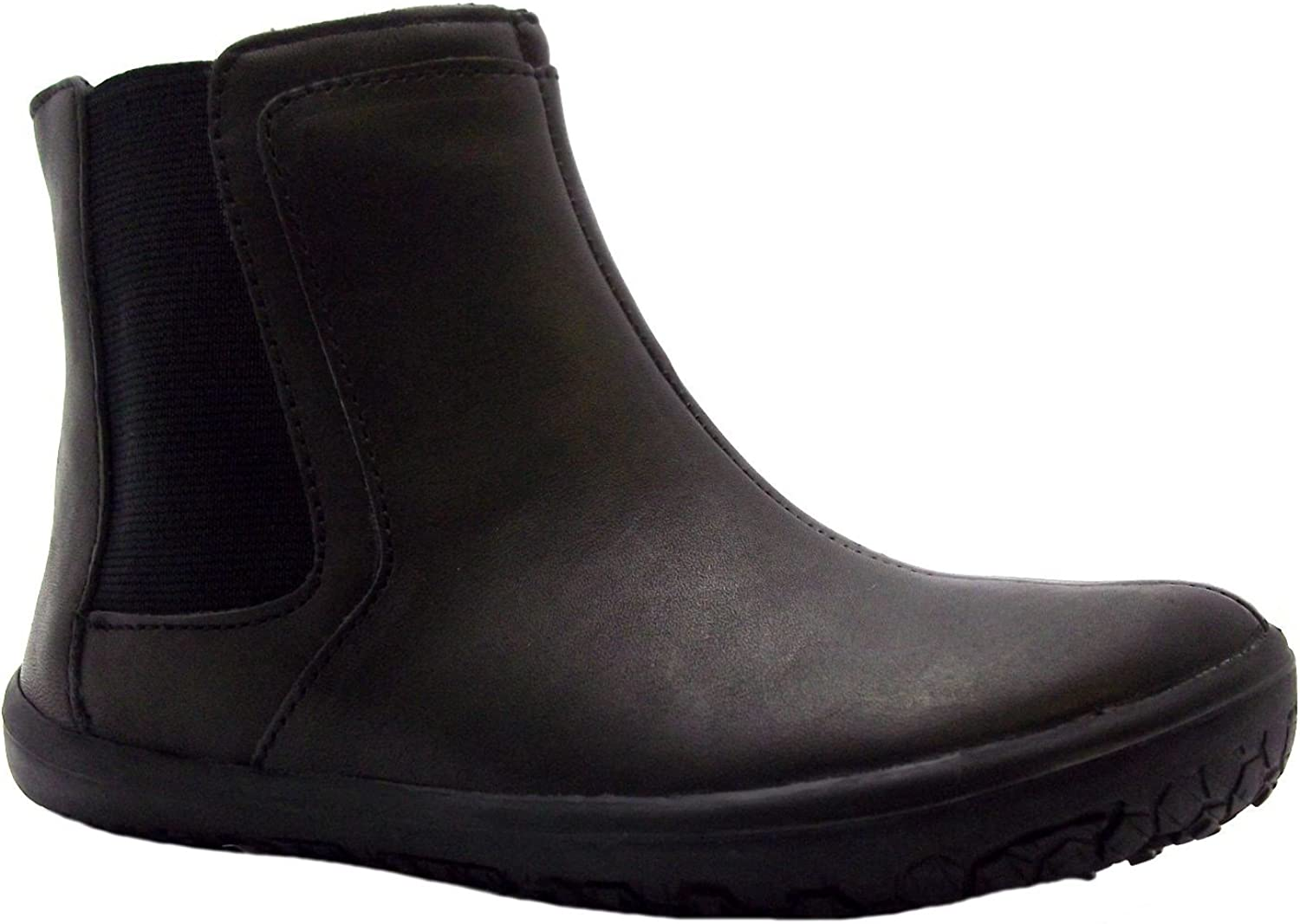 Vivobarefoot Kids Chelsea Leather Boot Shoes