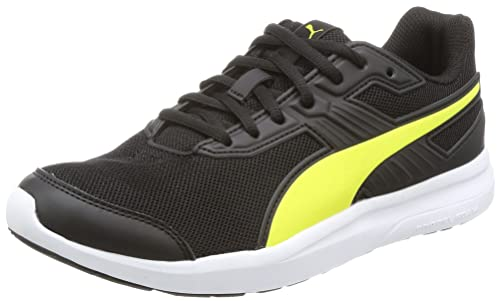 395b3ff503075c Puma Unisex s Escaper Mesh Jr Sneakers  Buy Online at Low Prices in ...