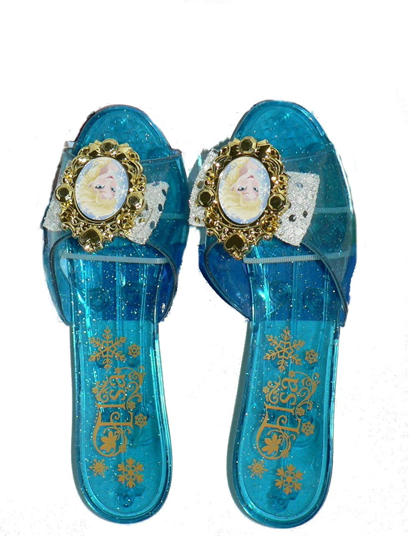 Amazon.com Disney Frozen Princess Elsa Sparkle Shoes - Toddler Size 10-13 Clothing  sc 1 st  Amazon.com & Amazon.com: Disney Frozen Princess Elsa Sparkle Shoes - Toddler Size ...