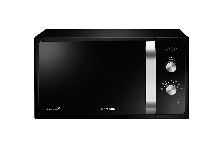 Samsung MS23F301EAK Encimera 23L 800W Negro - Microondas (Encimera ...